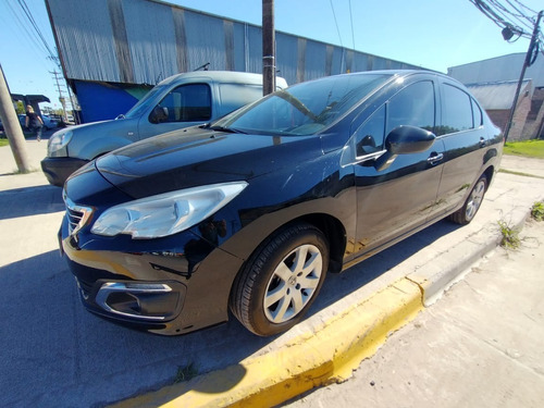 Vendo Peugeot 408 Version Active Nafta 1.6 4 Puertas 2015