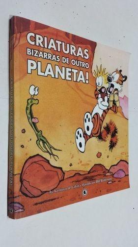 Criaturas Bizarras De Outro Planeta! As Aventuras De Calv...
