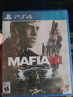 Mafia 3 Para Ps4