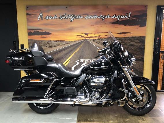 Harley Davidson Electra Glide Ultra Limited 2017 Impecavel