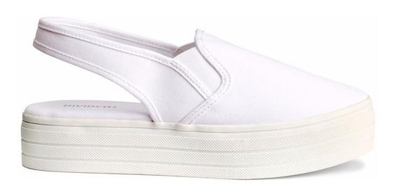 Zapatillas Mujer H&m Talle 40 Importadas Original