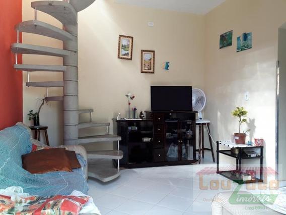Casa Para Venda Em Peruíbe, Sao Joao Batista, 1 Dormitório, 1 Suíte, 1 Banheiro, 1 Vaga - 1270_2-593788