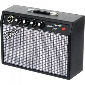 Mini Ampl Fender Twin 65 Pt