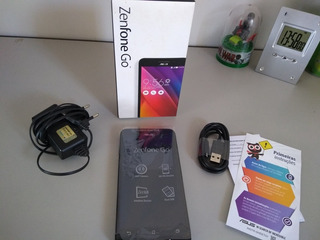 Celular Asus Zenfone Go 16gb/2gb Funcionando Perfeitamente