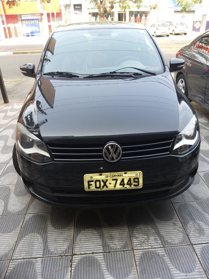 Volkswagen Fox 1.0 Vht Black Total Flex 5p 2012