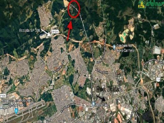 Venda Terreno Acima 5.000 M2 Bonsucesso Guarulhos R$ 11.030.000,00 - 32273v