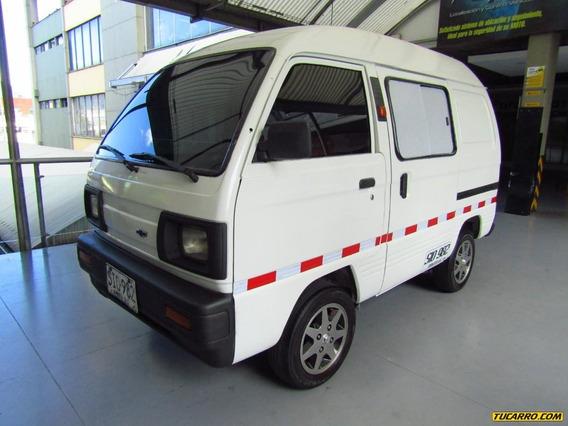 Chevrolet Super Carry Carga
