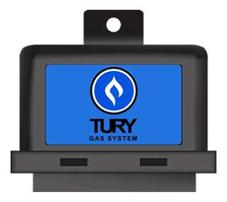 T72 Tury Reset Eletrônico Nível Combustível Líquido No Gnv