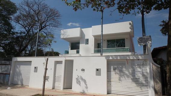 Casa Com 3 Quartos Para Comprar No Santa Branca Em Belo Horizonte/mg - 1717