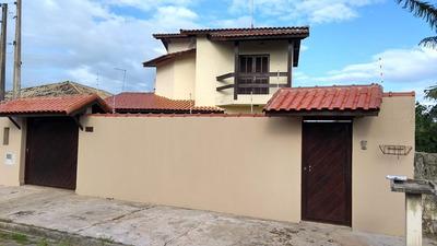 Casa Mobiliada 50 Metros Do Mar Em Itanhaém Litoral Sul Sp