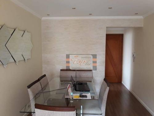 Lindo Apartamento Para Venda - Ap1386