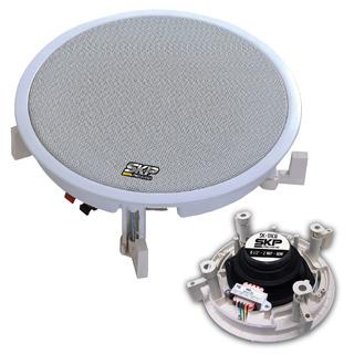 Parlante 6.5 Instalacion Transformador Linea Skp Sk-trc6