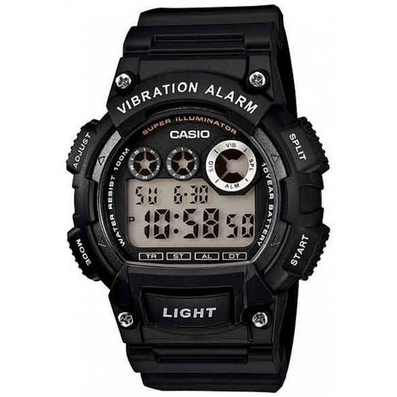 Relógio Casio Masculino Digital W735h1avdfu