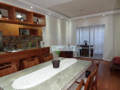 Apartamento Com 2 Dormitórios Para Alugar, 86 M² Por R$ 2.600/mês - Residencial Art&life - Paulínia/sp - Ap1157