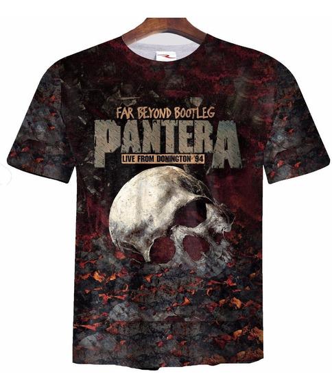 Remera Sublimada Pantera Ranwey Cs236