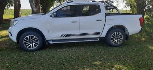 Nissan Frontier Le Mt 4x4