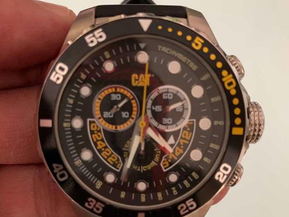 Relógio Caterpillar Cronógrafo
