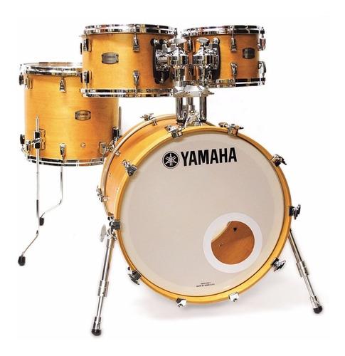 Imagen 1 de 6 de Batería Yamaha  Acústica Absolute Hybrid Maple Am2f5
