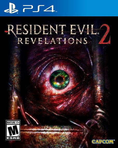 Resident Evil Revelations Deluxe - Original 1 - Ps4