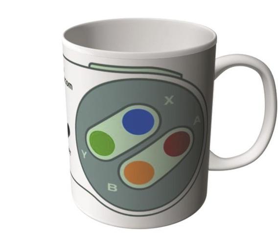 Caneca Controle Nintendo Porcelana N8111
