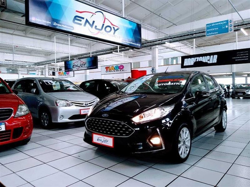 Ford Fiesta 1.6 Ti-vct Flex Titanium Powershift 2017/2018