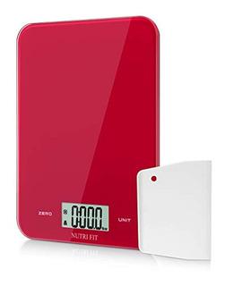 Báscula Digital Multifunción Para Alimentos, 17.6lb 8kg
