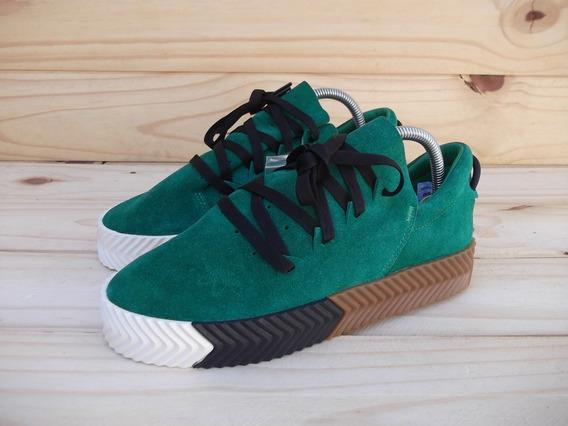 Tênis adidas Originals Alexander Wang Aw Skate Verde