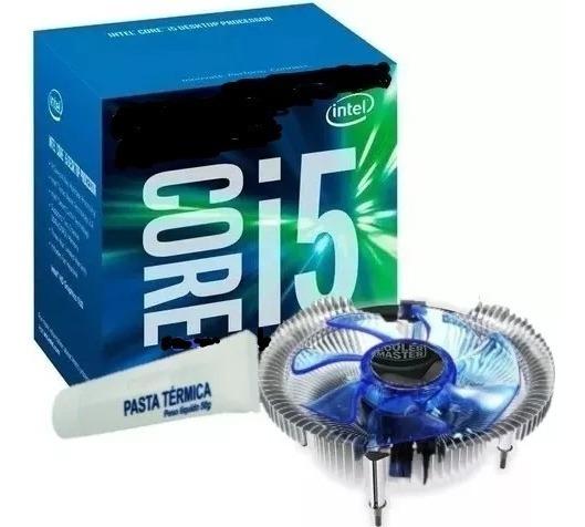 Processador Intel Core I5 3570 3.8 Ghz 1155 Quase = 3770