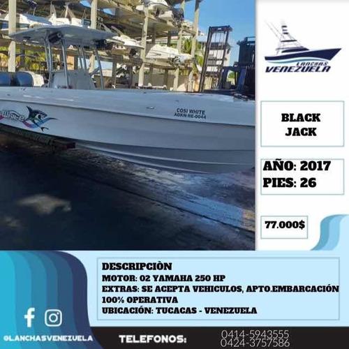 Lancha Black Jack 26 Lv309