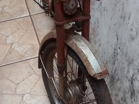 Vendo Uma Mobilette Antiga Para Restaurar!!!!