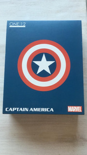 Mezo 1:12 - Spiderman, Captain America, Shazam, Daredevil