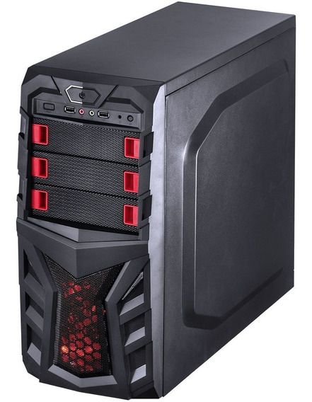Computador Pc Gamer Amd Ryzen 3 3.5ghz 4gb Hd 320gb Ssd 16gb