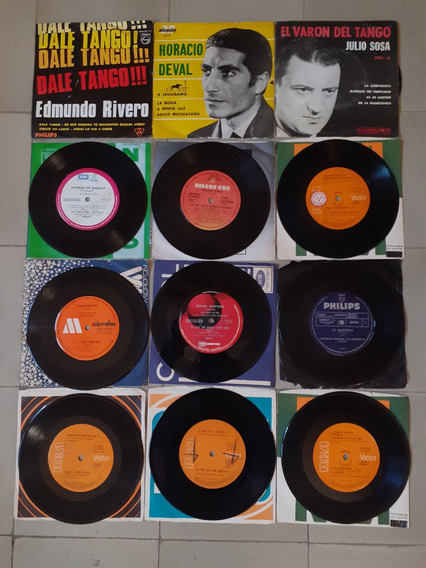 Discos Vinilo Simples (tango)