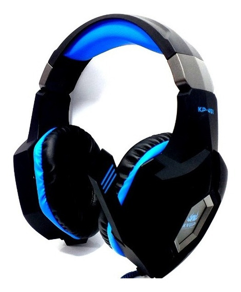 Fone De Ouvido Headset Gamer Ps4 Xbox One Pc Entrada P2