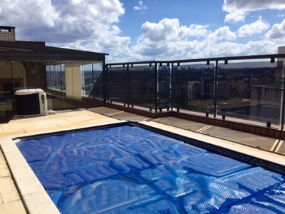 Excelente Cobertura 04 Dormitórios/suite No Água Verde!!