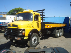 Mercedes-benz Mb 1516 Truck Carroceria