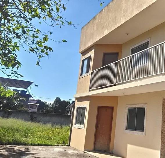 Casa Em Laranjal, São Gonçalo/rj De 67m² 2 Quartos À Venda Por R$ 129.000,00 - Ca279665