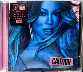 Mariah Carey Caution - Cd Pop