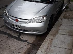 Honda Civic 1.7 Lx - Permuto - Financio - Vtv - Gancho