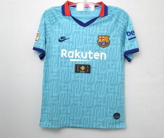 Camisa Nova Do Barcelona Champions League - Promoção