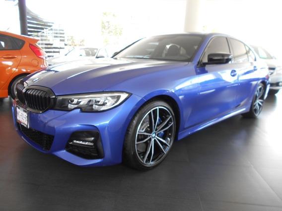 Bmw Serie 3, 330i M Sport, Mod. 2019, Color Azul