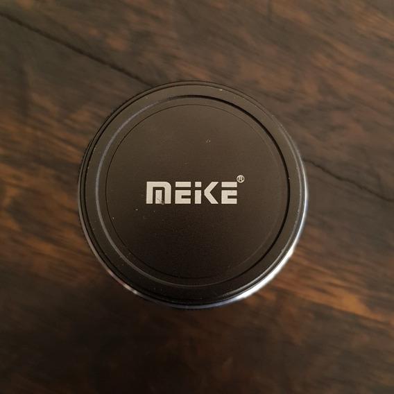 Lente Meike 25mm 1.8 Para Fujifilm X-mount