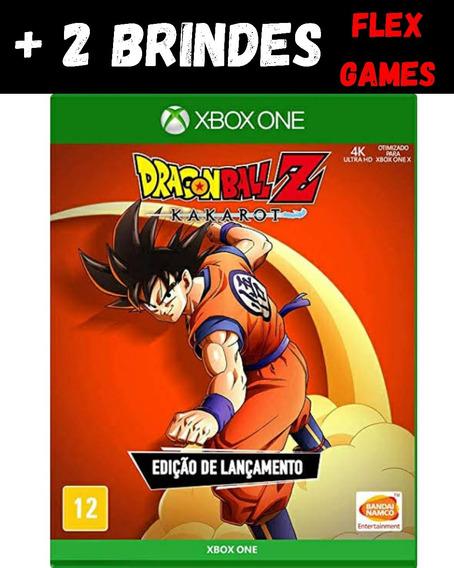 Dragon Ball Z Kakarot Xbox One + 2 Brindes
