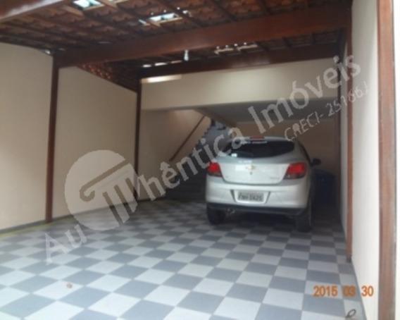 Casa A Venda No Bela Vista, Osasco - Ca00282 - 33822448