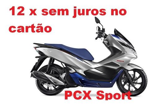 Imagem 1 de 1 de Honda Pcx 150 Sport 2021 Okm - R$ 17990,00 Em 12 X Sem Juros