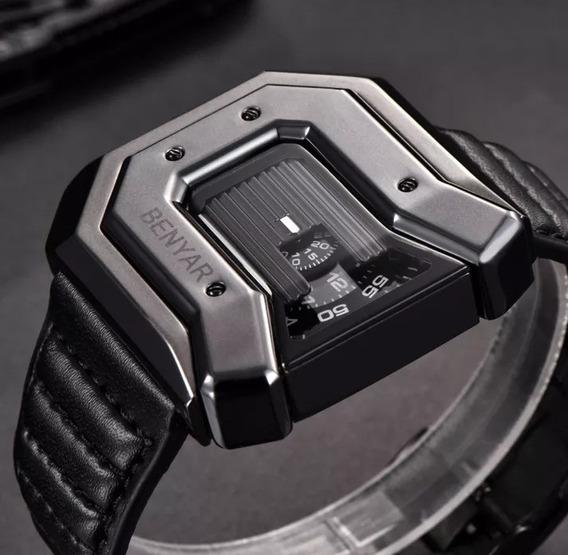 ,,,,,relógio Benyar Marca De Luxo A Prova De, Agua