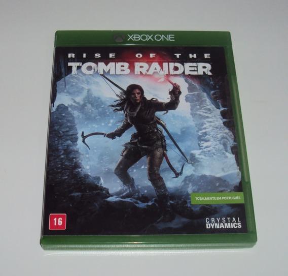Rise Of Tomb Raider Original Para Xbox One