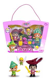 Pin Y Pon Peter Pan Garfio Campanita Pinypon Mundo Manias