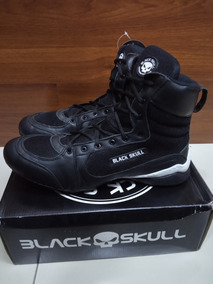 Botinha Black Skull 1050 B
