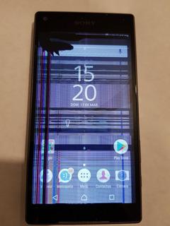 Sony Xperia Z5 32gb 3ram 5.2 23mpx Libre Usado Pantalla Rota